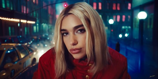 ¡Dua Lipa estrenó su nuevo single, Break My Heart!