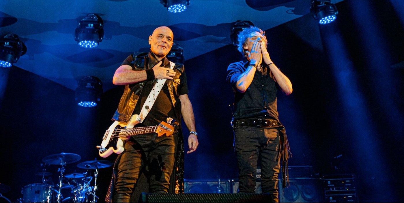"""Cómo fue el comienzo de la gira """"Gracias Totales"""" de Zeta Bosio y Charly Alberti"""