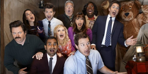 El reparto de Parks and Recreation se reúne para un episodio especial