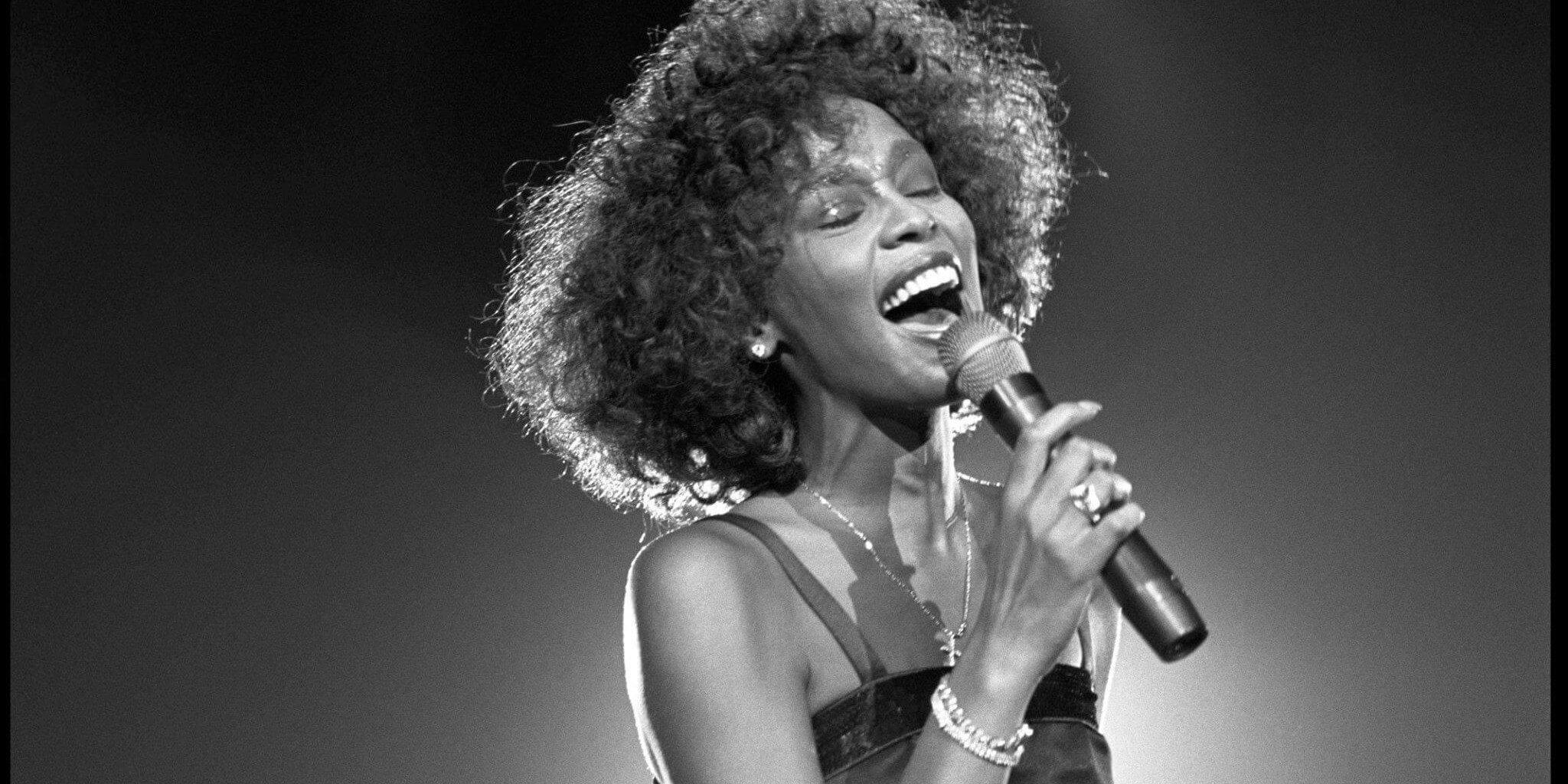 La película de la vida de Whitney Houston ya está en camino
