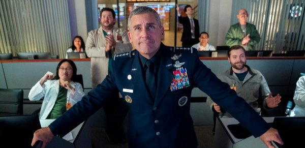 Se viene Space Force: Steve Carrell, el creador de The Office ¡y se suma alguien de Friends!
