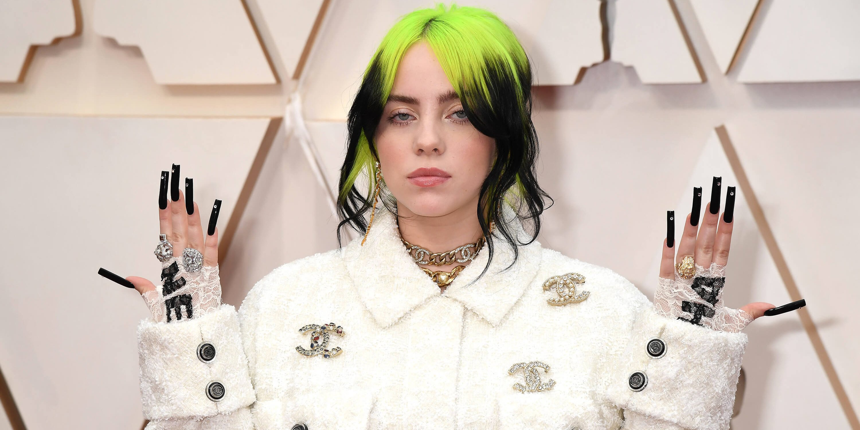 Not My Responsibility: Billie Eilish estrenó un corto contra el 'body-shaming'