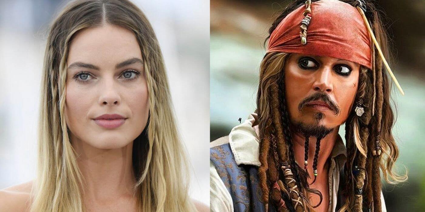 Margot Robbie protagonizará una nueva película de Piratas del Caribe