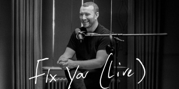 Sam Smith grabó un conmovedor cover de Fix You de Coldplay