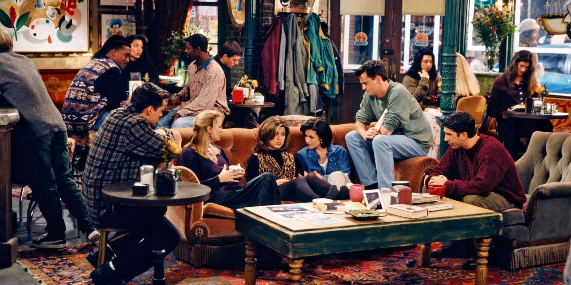 David Schwimmer anticipa la reconstrucción del set de 'Friends' para la esperada reunión de la serie