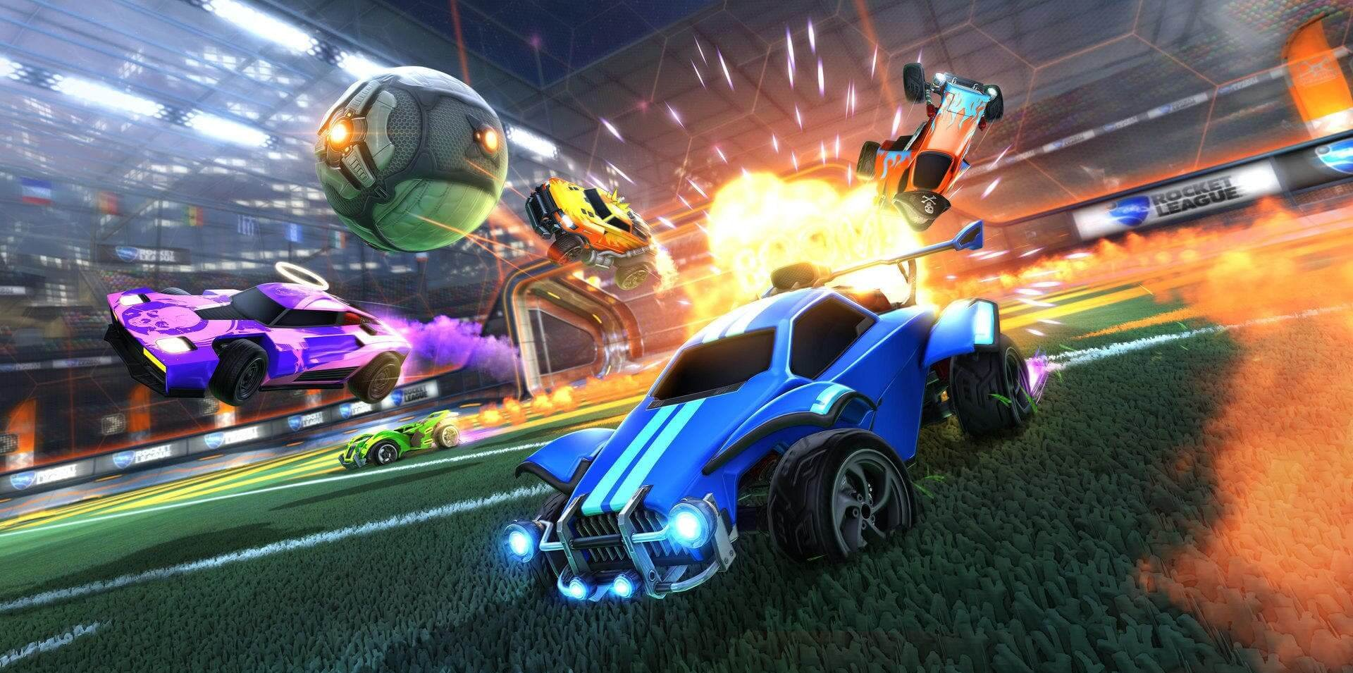 ¡Atentos, gamers!: ahora Rocket League es GRATIS