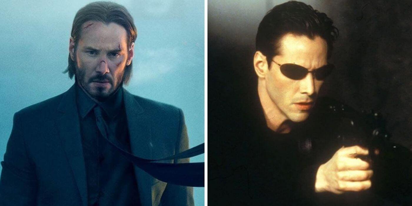 ¿Quién ganaría en una pelea entre John Wick y Neo? Esto opina Keanu Reeves