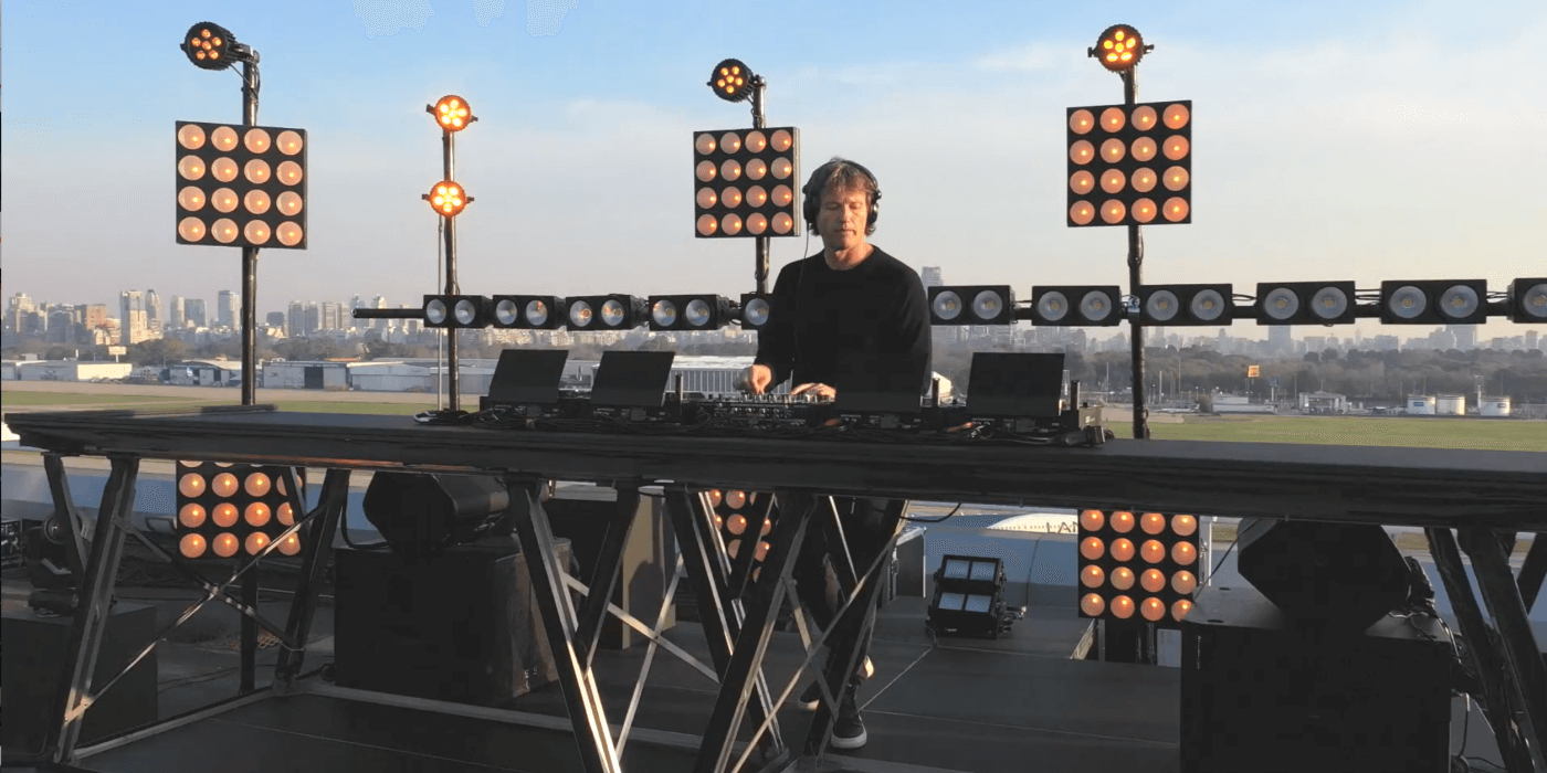 Hernan Cattaneo SUNSETSTREAM: ¡Revivilo acá!