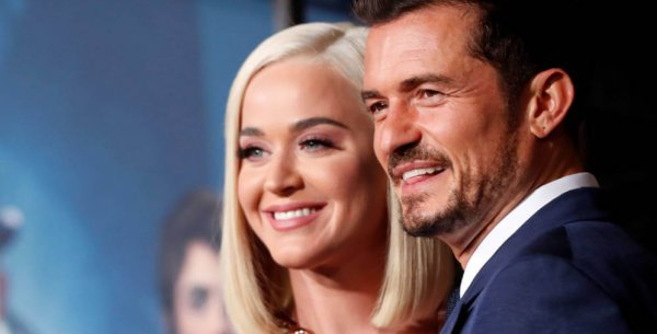 Nació Daisy Dove Bloom, la primera hija de Katy Perry y Orlando Bloom
