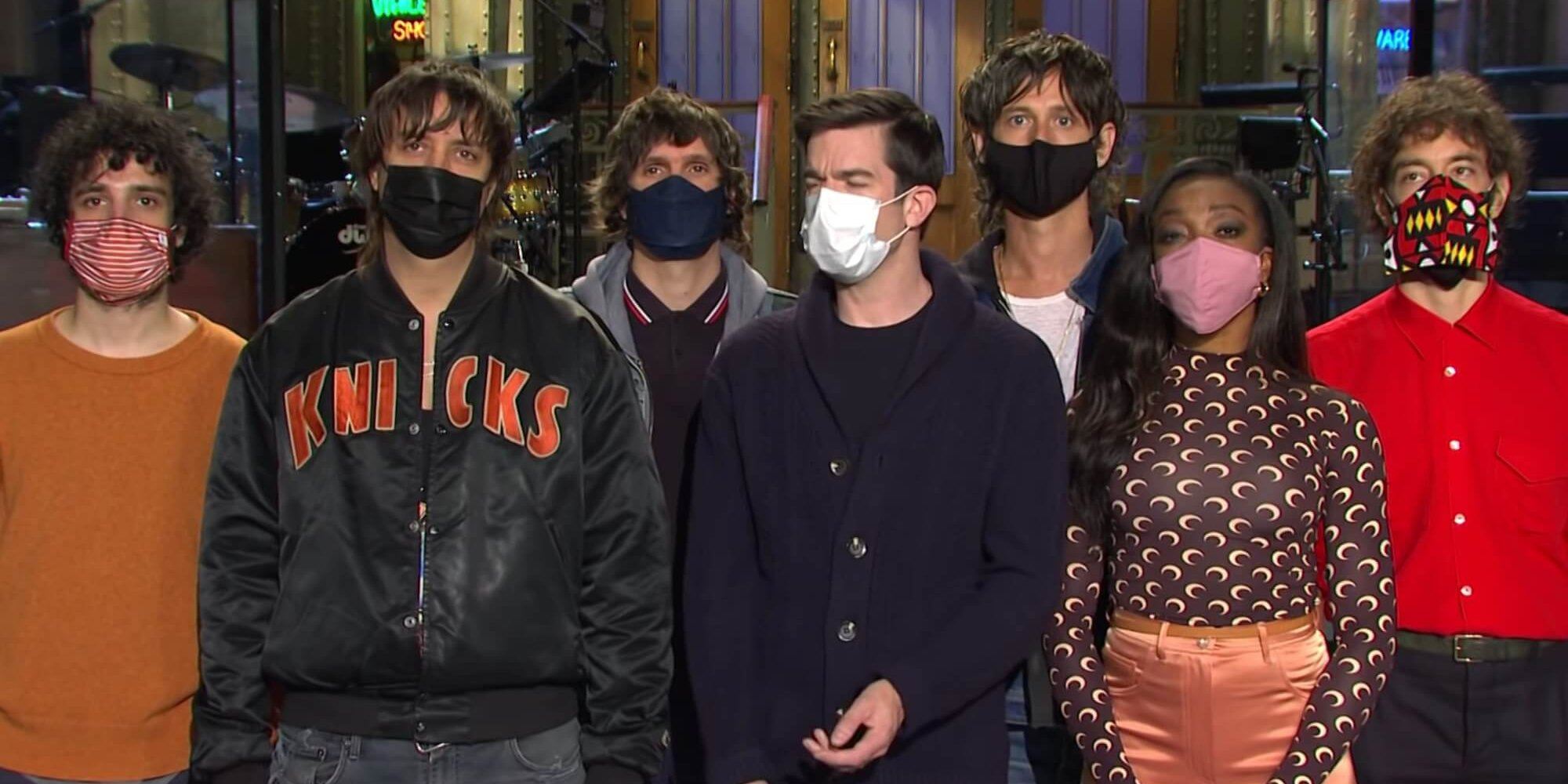 ¡Los Strokes reaparecen en Saturday Nigh Live! Mirá el video/adelato