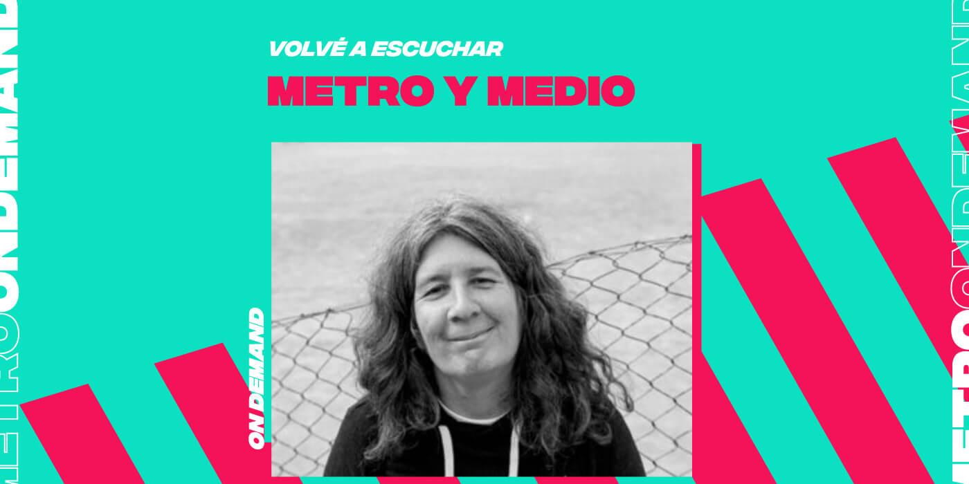 """Mónica Santino: """"Lo que generaba Maradona era una sensación de eternidad"""""""
