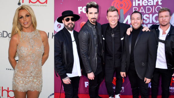 ESTRENO: Britney Spears y los Backstreet Boys, juntos en 'Matches'