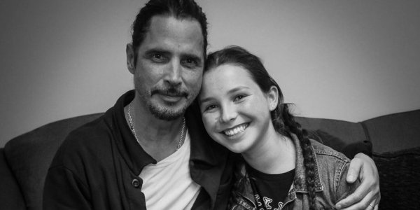 La hija de Chris Cornell la rompió con un cover de Alice in Chains