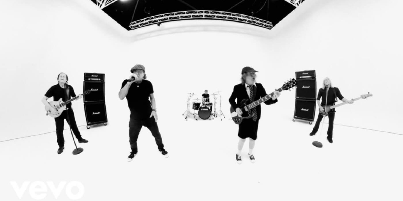"AC/DC presenta el video innovador de ""Realize"""