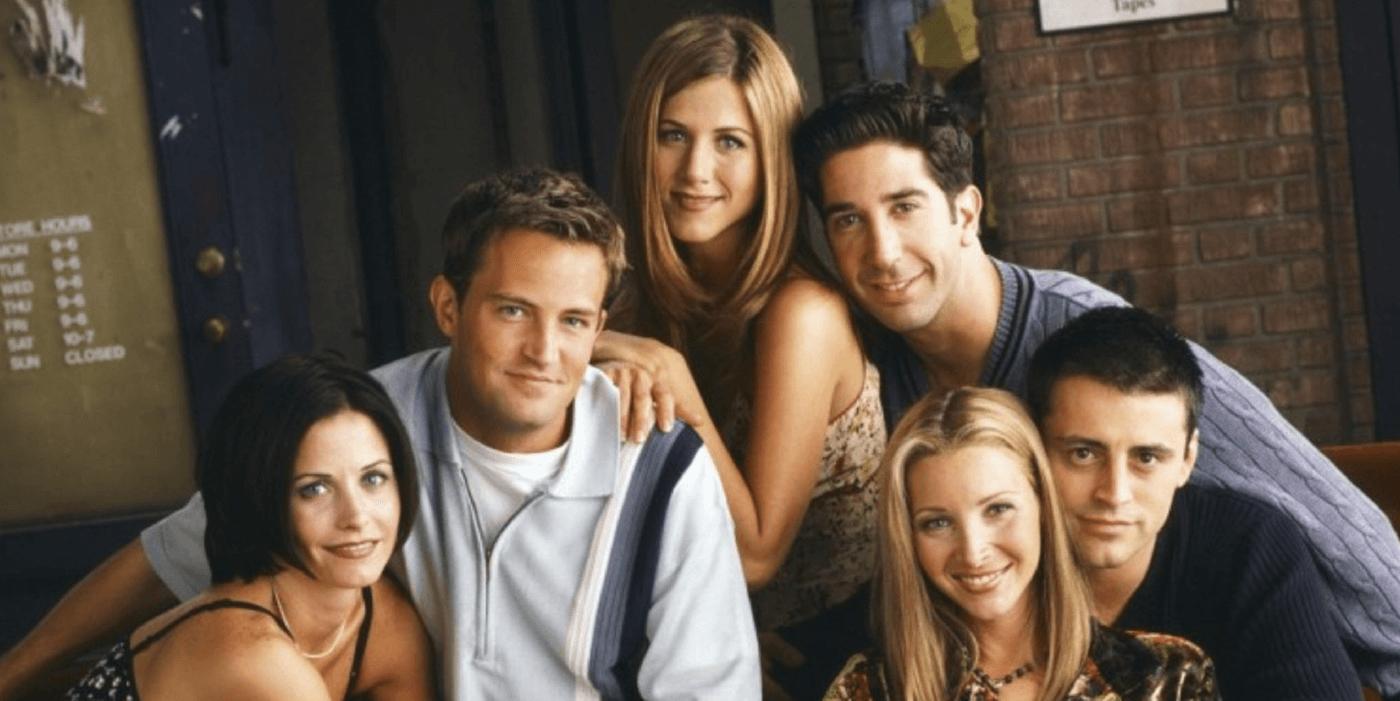 ¡Lisa Kudrow ya filmó una escena para la reunión de Friends!