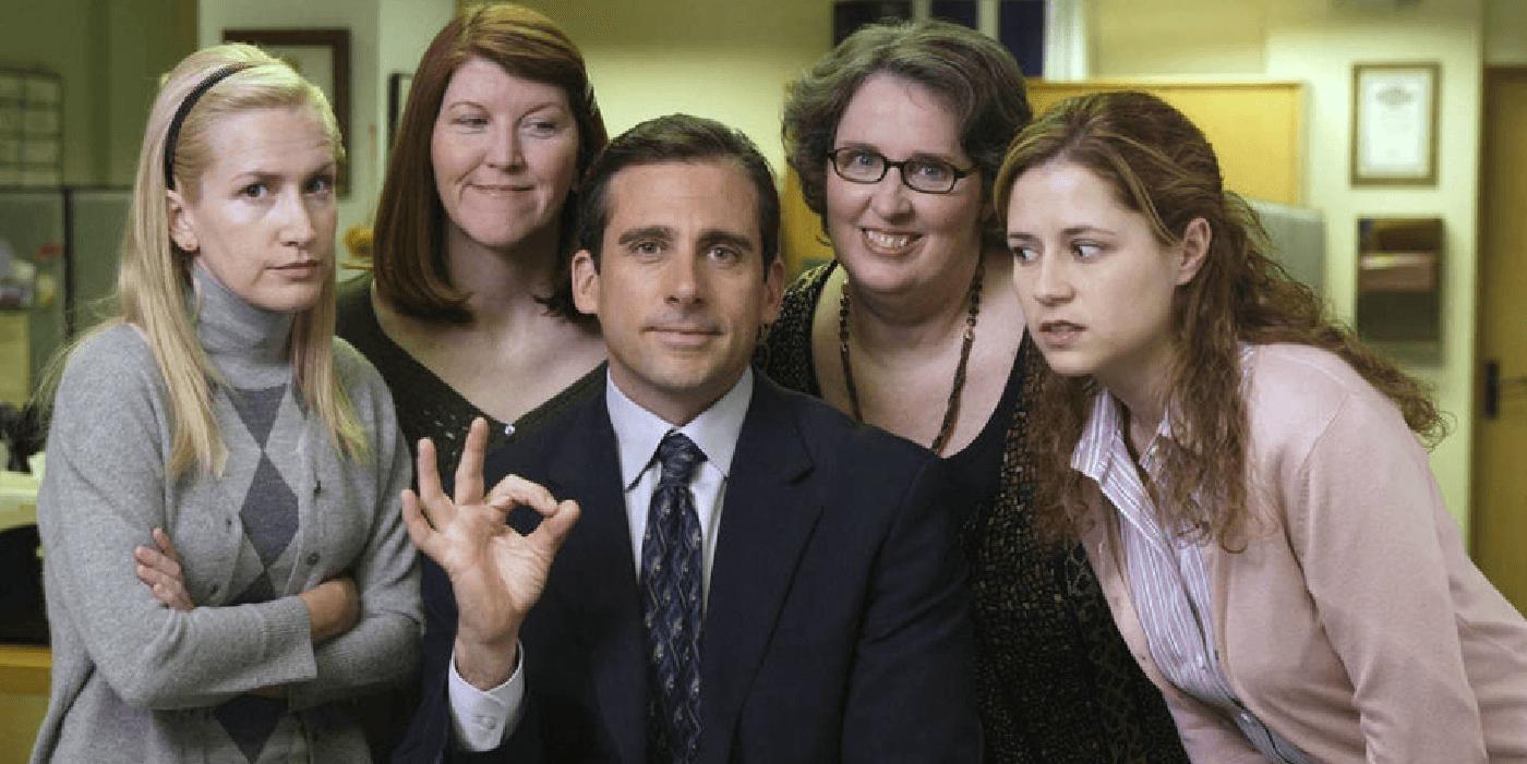 """""""The US Office"""" fue el programa más reproducido en 2020 en los Estados Unidos"""