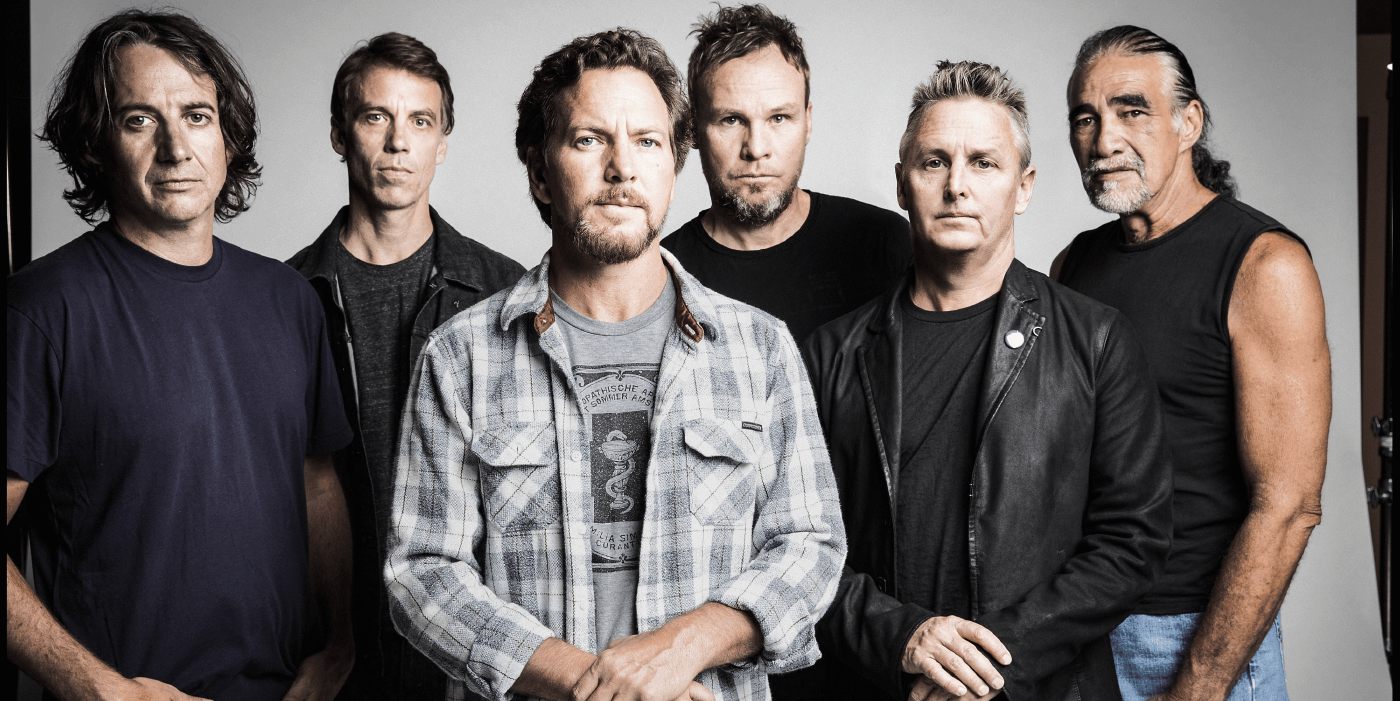 Amenaza legal de Pearl Jam a una banda tributo