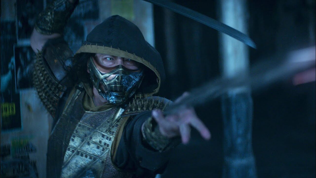 """Mirá el detrás de escena de """"Mortal Kombat"""""""