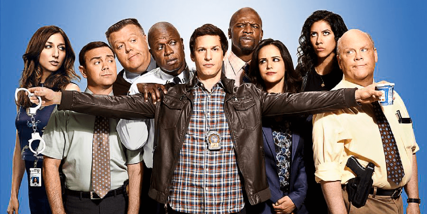 "Se despide ""Brooklyn Nine-Nine"""