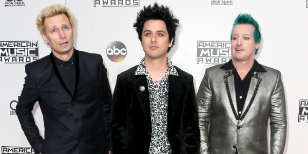 Green Day hará un concierto en la previa del Super Bowl