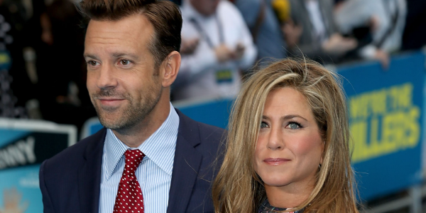 Jennifer Aniston y Jason Sudeikis ¿Juntos?