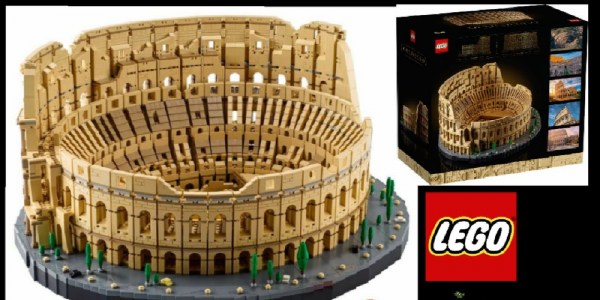 LEGO rompe nuevo récord Guinness