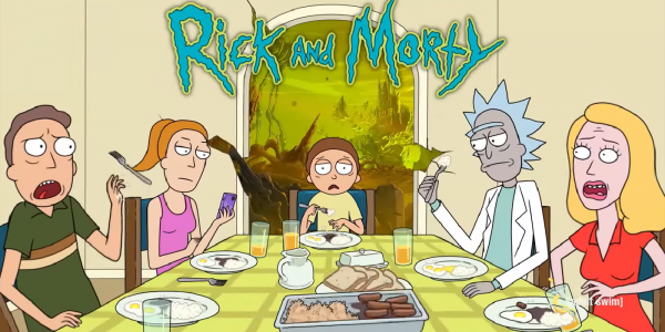 ¡Falta poco para la nueva temporada de Rick and Morty!