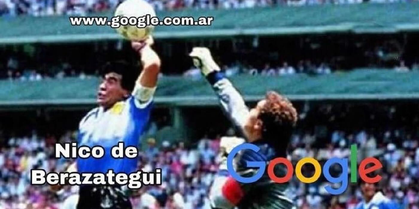 El día en que Google terminó en manos de un argentino (y los memes que siguieron)