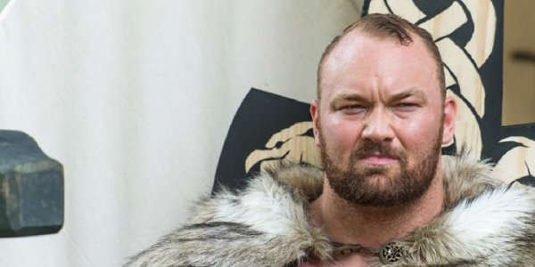 Hafthor Bjornsson: De Game of Thrones al boxeo profesional