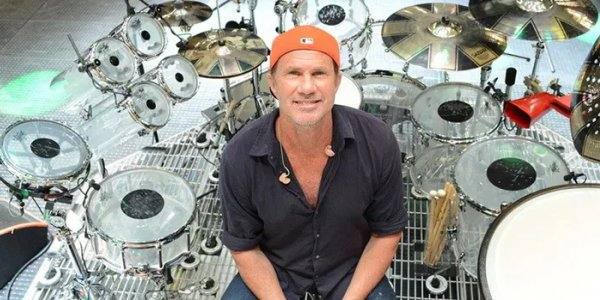 Chad Smith confirmó que se viene un nuevo disco de Red Hot Chili Peppers