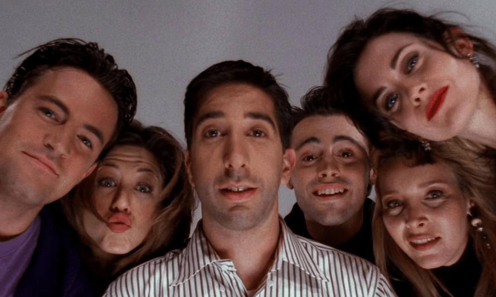 El especial de Friends revolucionó Spotify