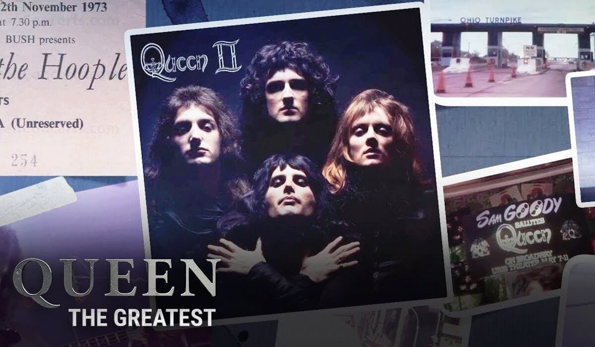 Queen sube a YouTube su serie documental 'Queen The Greatest'
