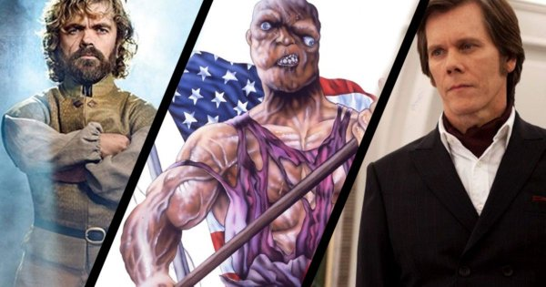 """Kevin Bacon se une a """"The Toxic Avenger"""" con Peter Dinklage"""