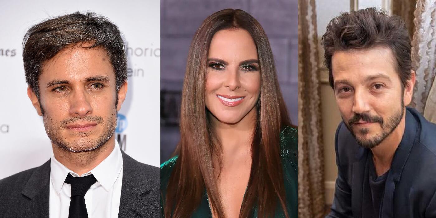 Se viene una serie con Diego Luna, Gael García Bernal y Kate del Castillo