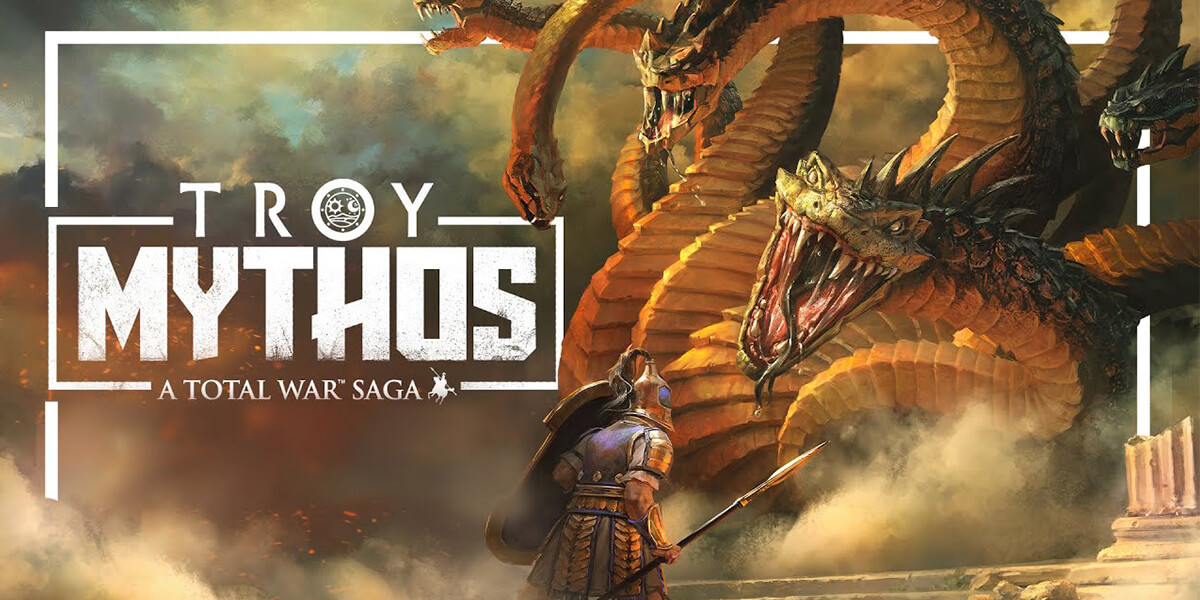 REVIEW: Total War Troy – MYTHOS