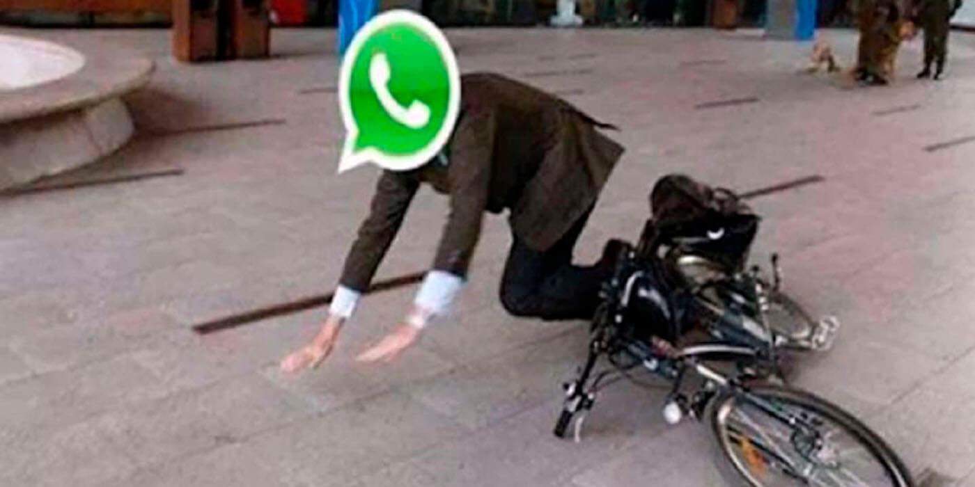 La verdadera causa de la caída de WhatsApp en todo el mundo