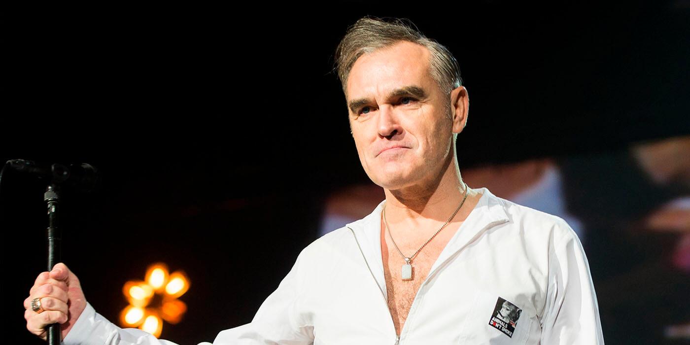 Morrissey ordenó sus discos del mejor al peor
